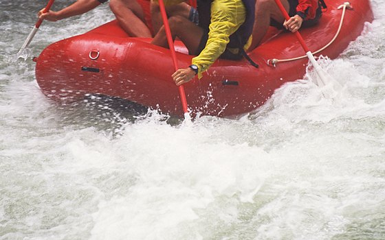 Rafting trips on the Neretva river travel through stunning canyons and gorges.
