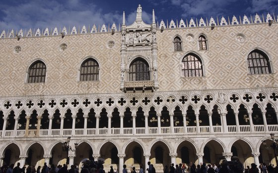 The Palazzo Ducale is one of the grandest municipal buildings in the world.
