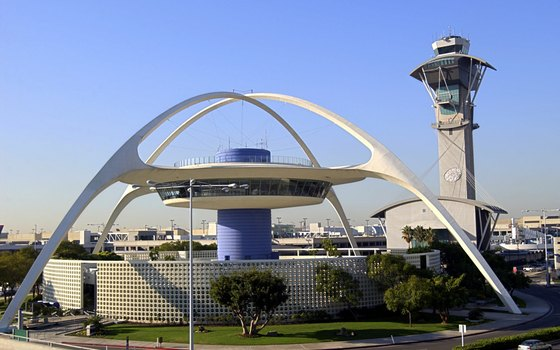 The Custom Hotel offers a complimentary shuttle to nearby LAX.