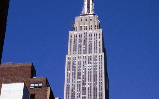 The ACE is four blocks from the Empire State Building.