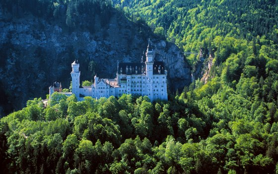 Neuschwanstein Castle is typically included in tours around Munich.