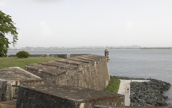 Families will enjoy exploring the history of Old San Juan.