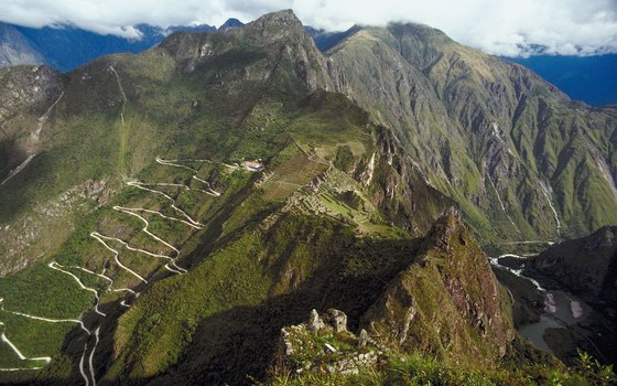 An organized tour plans efficient routes around Peru, with guides to help and educate you.
