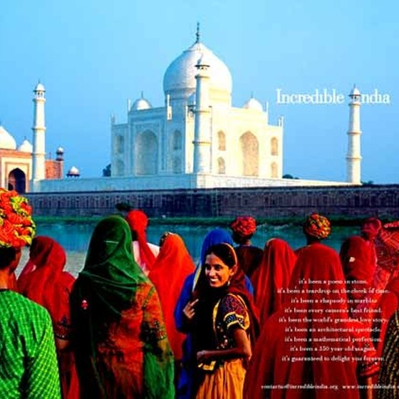 Promotion of Tourism in India