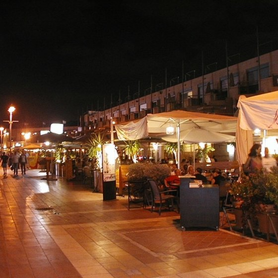 The Chiara restaurant is among the popular high-end dining choices in Herzliya Pituah.