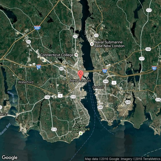 Beaches In and Near New London, Connecticut | Getaway USA