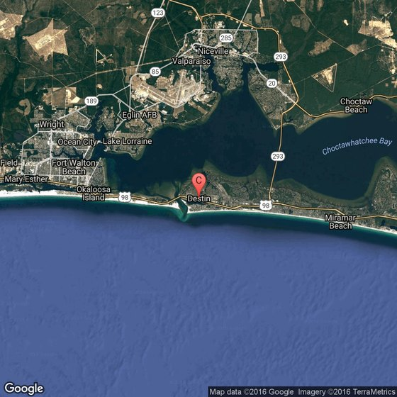 What Is the Closest Major Airport to Destin, Florida ...
