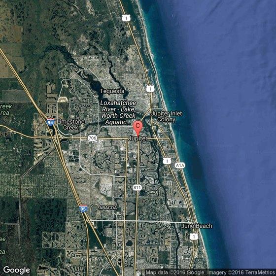 Snorkeling Near Jupiter, FL