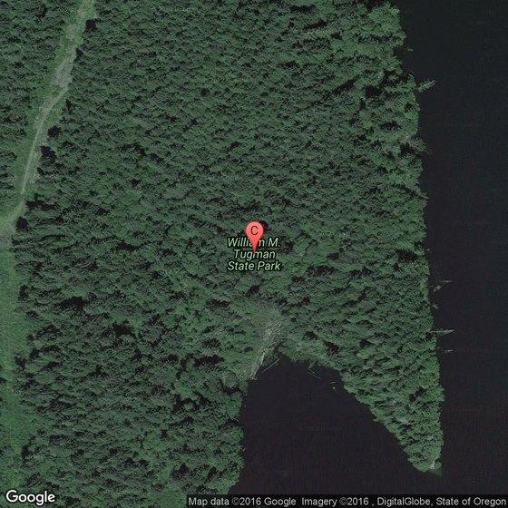 William M. Tugman State Park