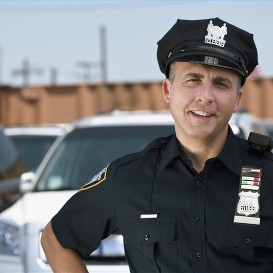 Become a Police Sergeant