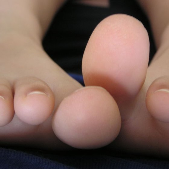 Prevent Infection in a Foot Cut