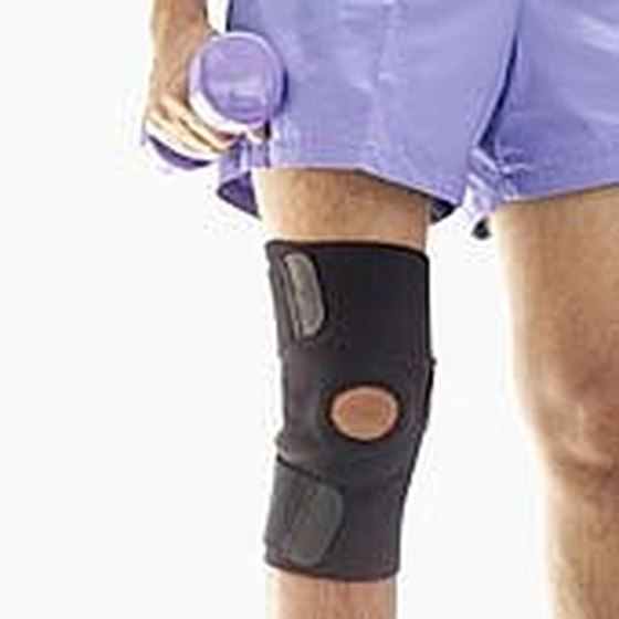 Heal a Knee Injury
