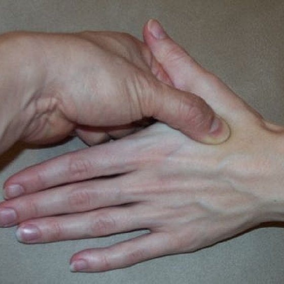 How to Find Pressure Points on the Hand and Body | Healthy
