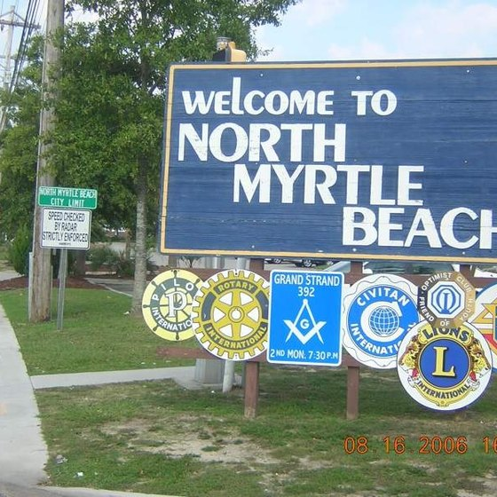 North Myrtle Beach has great free stuff to do and see.