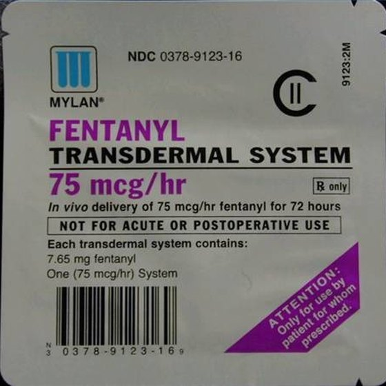 The Fentanyl patch is used for pain management for patients with chronic and intense discomfort.
