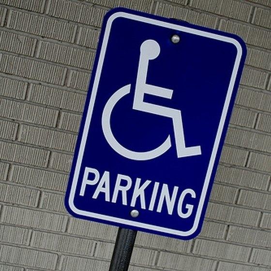 Handicap Parking Sign Laws