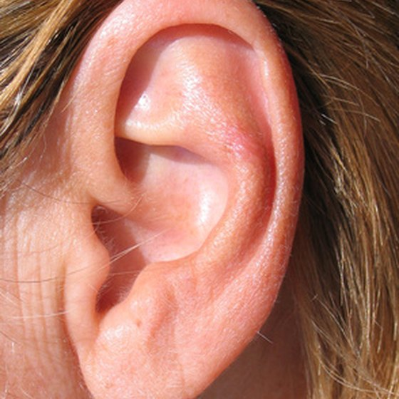 The outer ear is responsible for the production of earwax.
