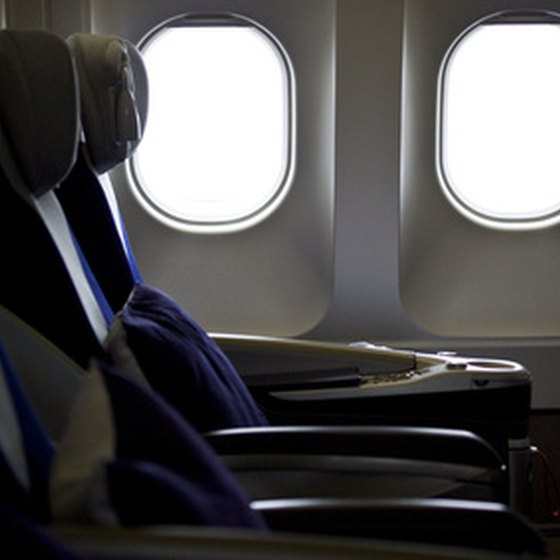 Flying first class does not have to cost an arm and a leg.