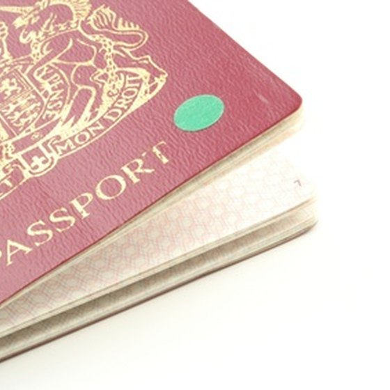 You can renew your U.K. passport in the United States through the British Embassy in Washington.
