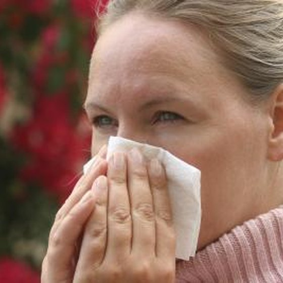 Sinus infections might trigger anxiety