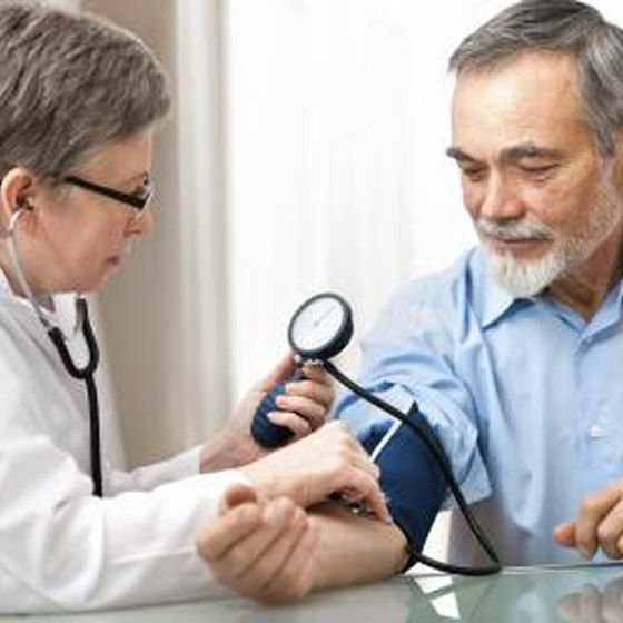 Symptoms of low testosterone include high blood pressure.