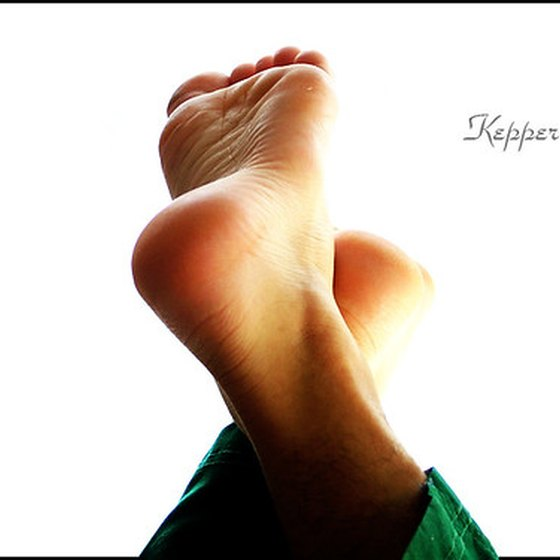 A torn or ruptured plantar fascia is a serious injury.