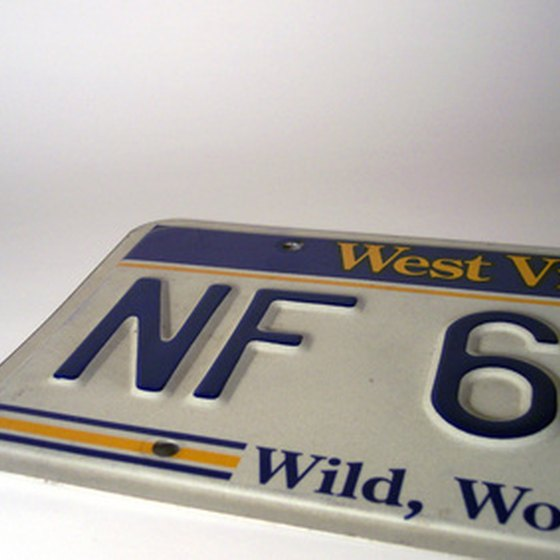 Many states used a set prefix for rental car license markings, but have withdrawn the use of markings due to criminal activity.