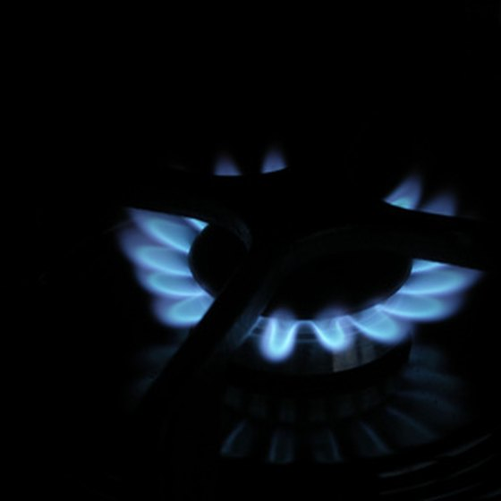 Gas leaks can come from many places including common household appliances like stoves.