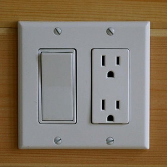 Most home outlets in America are 120 volt outlets.