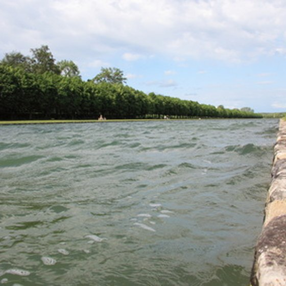 The Panama Canal and the Ballard Locks
