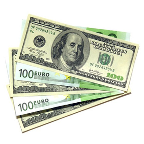 How To Change Euros Dollars Getaway Usa