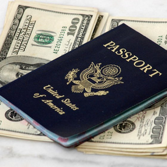 A passport book costs more than a passport card.