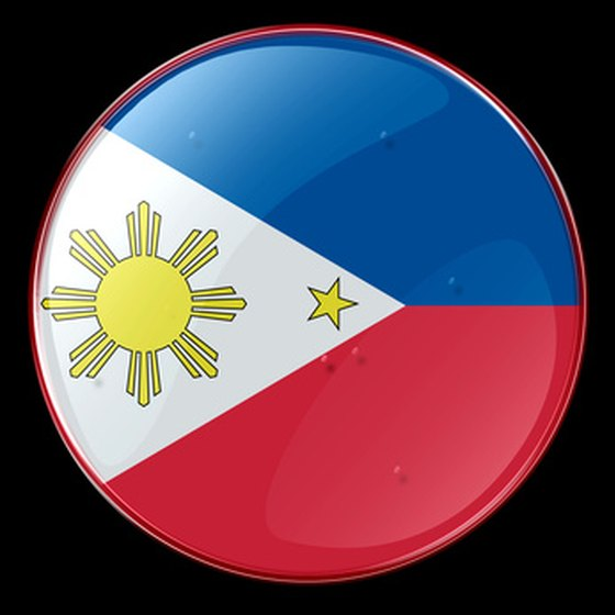 Visit the Philippine Embassy to obtain a new passport.