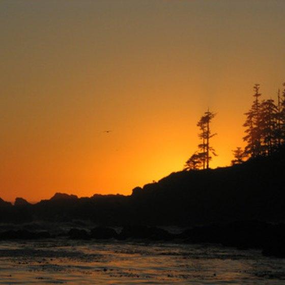 Uclulet, Vancouver Island, British Columbia