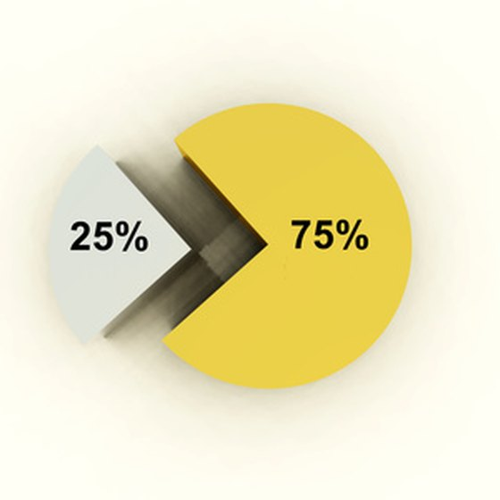 You can use Google Spreadsheets to create pie charts.