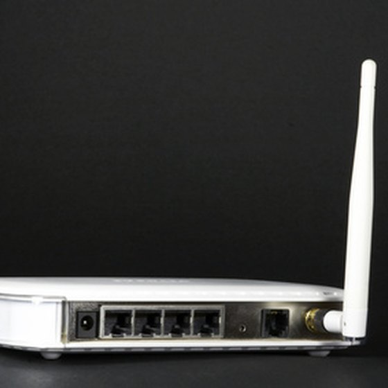 Hook up your Internet through a router.