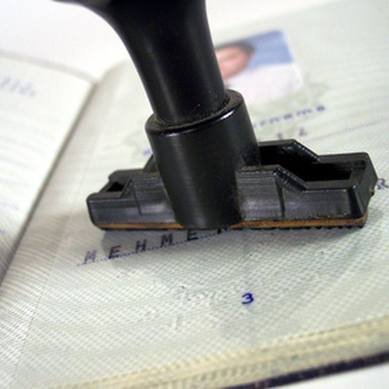 A visa is necessary for travel, work and residency.