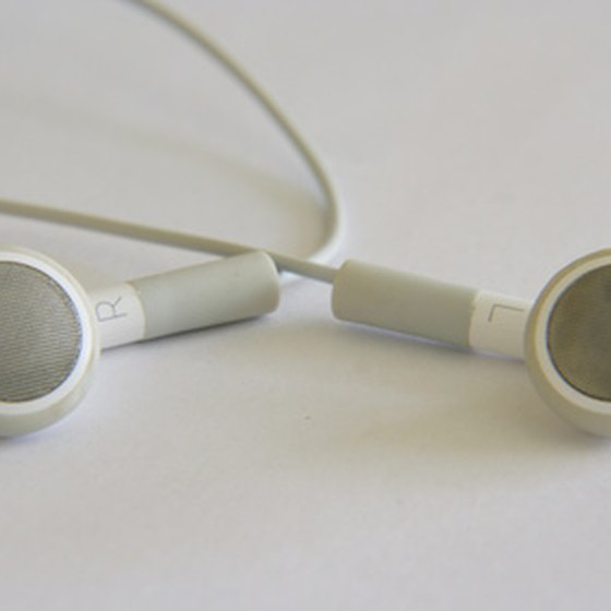 Insert earphones are the most damaging to human hearing.