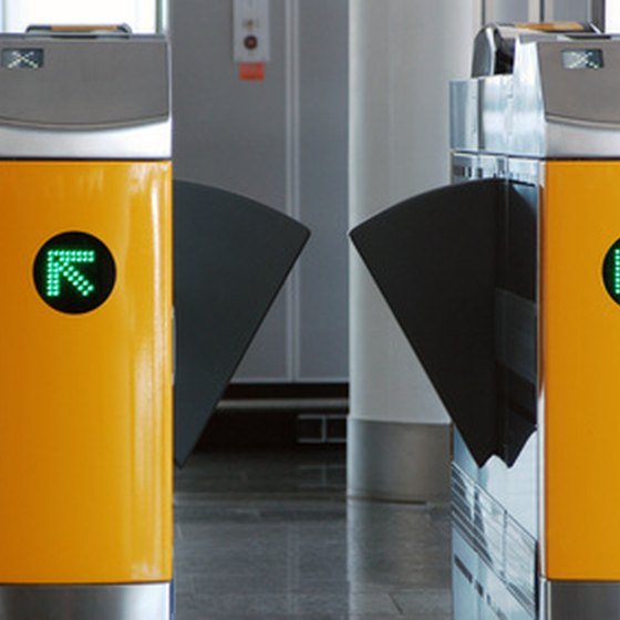 Some airlines, such as Germany's Lufthansa, have automated the boarding process,.