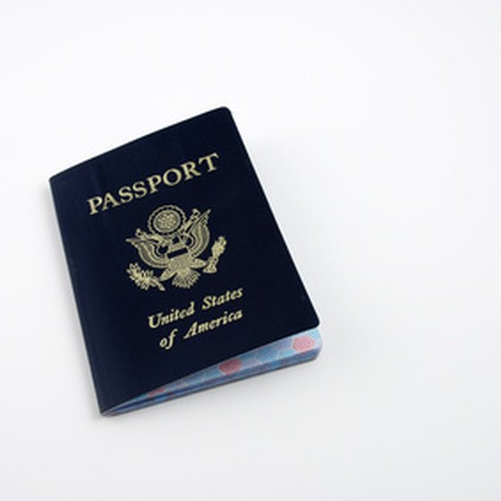 Start your international vacation with a U.S. passport