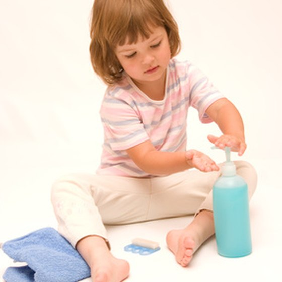 Mouthwash is a nontoxic home remedy for killing off head lice.