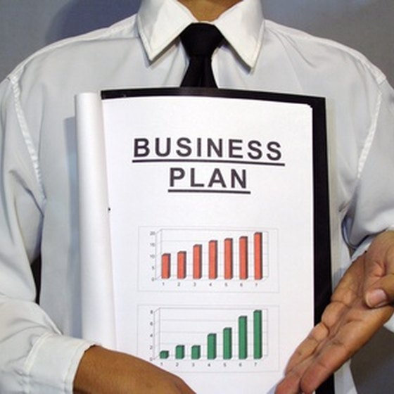 Anticipate and answer as many questions as possible in a business plan.