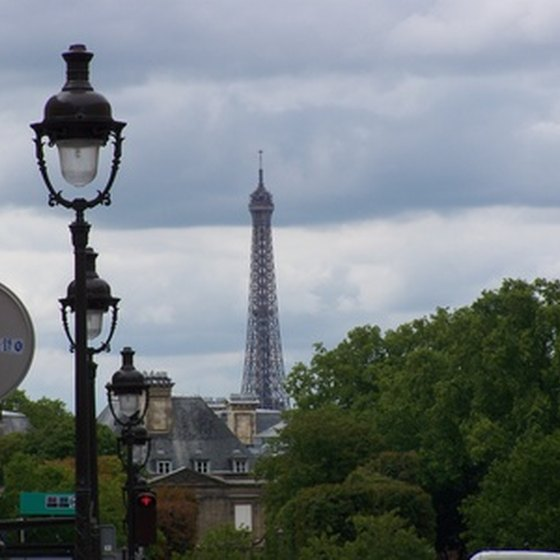 Paris gives travelers a different experience, depending on the season.