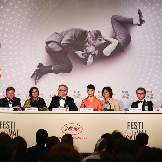 The Cannes Film Festival brings movie stars to the French Riviera.