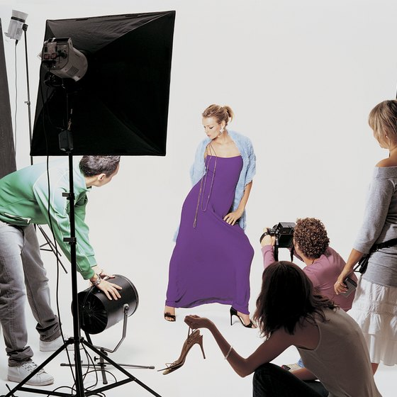 Modeling may seem glamorous, but it has disadvantages, too.