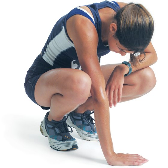 A postrun regimen can help you reduce stiffness and soreness later.