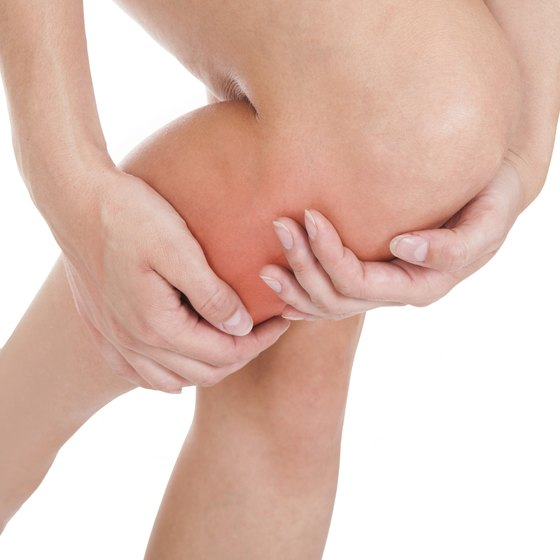 Knees are the largest joints in the body.