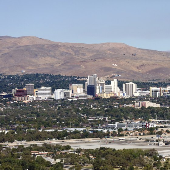 Find fun for free in downtown Reno.