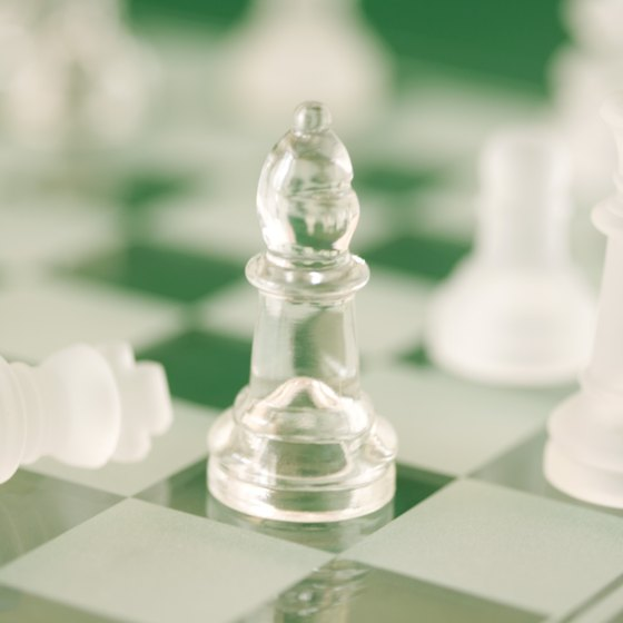 Strategic management involves planning your company's next moves.