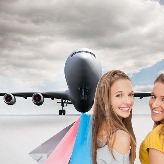 Buying airline tickets is easy for most people -- including teens.